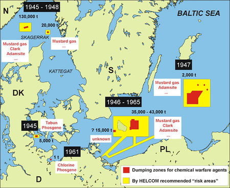 dead zones in the baltic sea The gulf of mexico is home one of the largest dead zones, which occurs each spring when farmers fertilize their land and the rain washes the fertilizer into rivers and into the sea an area in the baltic sea is another large dead zone.