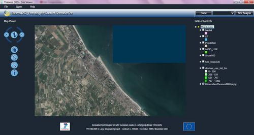 Decision Support Systems for coastal risk assessment and